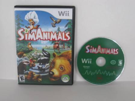 Sim Animals - Wii Game